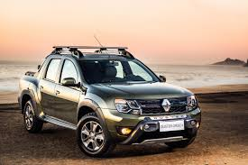 renault pickup truck renault duster oroch pick up truck launched in brazil starts at