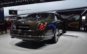bentley mulsanne speed bentley mulsanne speed the supersonic couch 14 14