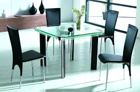 rectangle glass dining tables image of rectangle glass dining room