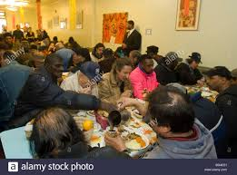 Soup Kitchens In New York by Thanksgiving Dinners Served At The Park Slope Christian Help Chips
