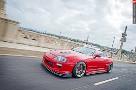 toyota supra modified toyota supra red modified cars wallpaper desktop on hd images for