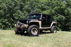 commando jeep modified the jeep wrangler commando is ready for war and peace jk forum