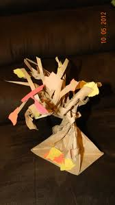 Construction Paper Halloween Crafts by Best 20 Small Paper Bags Ideas On Pinterest Diy Paper Bag