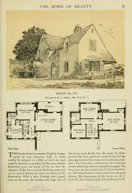 257 best house plans 1900 1930s images on pinterest vintage