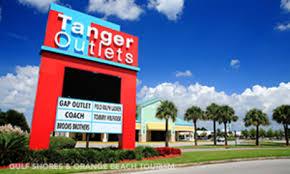 tanger outlet center orange al