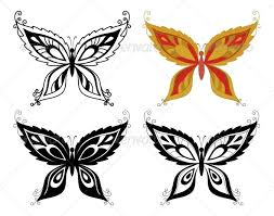 abstract pattern butterfly butterflies with abstract patterns abstract pattern vector shapes