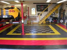 Diamond Tread Garage Flooring by Free Flow Garage Xl Floor Tiles Online Mat Store Blog Tire Tread
