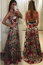 dress cheap neck prom dresses sleeveless prom dress unique prom dress v