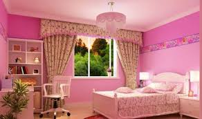 Cute Pink Rooms by Bedroom Cute Pink Bedroom Wall Design With Colorful Flower