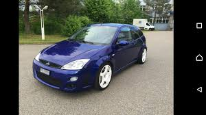 what do you guys think about the 1st gen focus rs