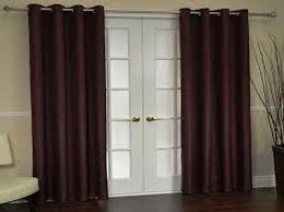 french door window coverings ideas