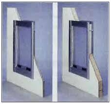 Hollow Interior Door Pet Doors For Doors Cat U0026 Dog Doors Petdoors Com