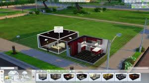 pc the sims 4 3 building a two storey house with a swimming
