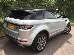 land rover range rover evoque used 2013 land rover range rover evoque 2 2 sd4 dynamic for sale