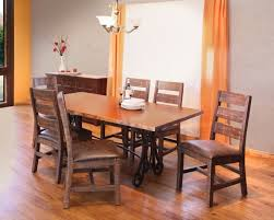Leather Dining Room Chairs Design Ideas Furniture Luxury Rustic Leather Dining Room Chairs Simple House