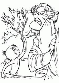 jungle book coloring pages jungle book coloring pages az
