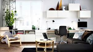 am駭ager un coin bureau dans un salon organisation meuble salon avec bureau
