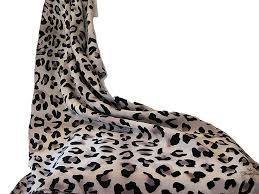 Animal Print Furniture by 100 Silk Leopard Print Scarf Nicer Than Most Animal Print