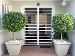sliding glass door security bars front door shutters to secure patio or sliding doors for my
