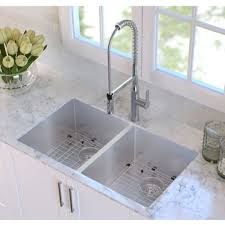 Unique Double Sink Undermount 17 Best Ideas About Undermount Undermount Kitchen Sinks Shop For Undermount Stainless Steel