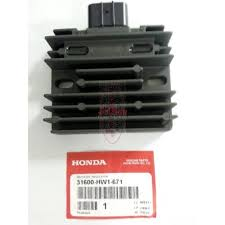 honda aquatrax part 31600 hw1 671 regulator rectifier jet skis