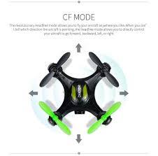 dhd d2 mini with 2 0mp hd camera headless mode rc quadcopter rtf