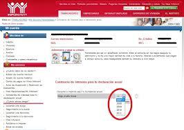 constancias de intereses infonavit 2015 carta constancia de intereses en mi cuenta infonavit el conta