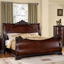 stunning detail along the top gorgeous massive queen size bed