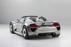 porsche concept cars porsche 918 spyder concept picture 40625