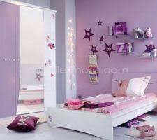chambre couleur parme photos et idées chambre d adultes mur parme 74 photos