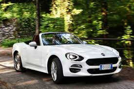 fiat spider 1978 review fiat 124 spider 1 4 classica the independent