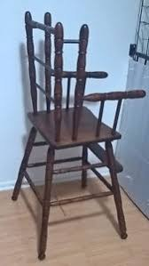 Antique Wood High Chair Antique High Chairs Buy Or Sell Feeding U0026 High Chairs In Ontario
