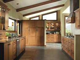extraordinary dark wood modern kitchen cabinets natural wooden