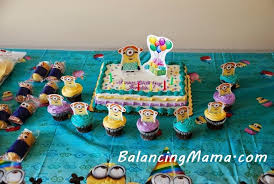 minions cake toppers from balancingmama diy custom cake toppers any favorite