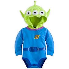 63 disney disney toy story baby alien costume onesie