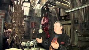 scariest halloween houses the darkness haunted house tour preview 2014 youtube
