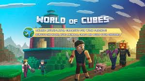 minecraft 8 1 apk free world of cubes with skins export to minecraft apk free
