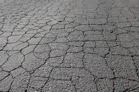 Asphalt by Cracked Asphalt Pavement Picture Free Photograph Photos Public