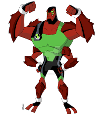 reboot fourarms insanedude24 ben ten ben 10