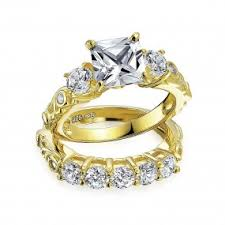 cheap wedding rings sets cz sterling silver rings view all of our cubic zirconia rings