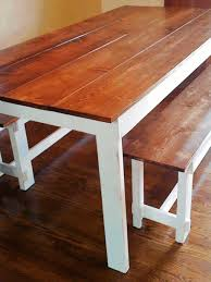 plank dining room table dining room table diy luxurious white leather upholstered dining