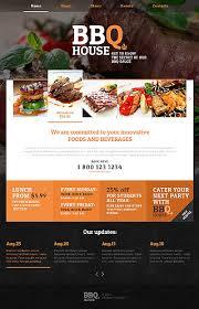 page 2 custom website design bikers cafe restaurant food snack