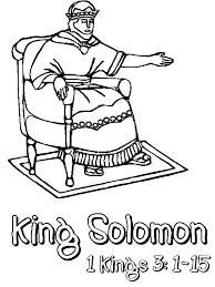 coloring page for king solomon king solomon coloring pages printable get coloring pages