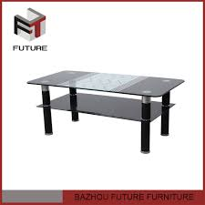Glass Center Table by China Flower Glass Table China Flower Glass Table Manufacturers