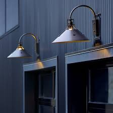 Hubbardton Forge Wall Sconces Henry Medium Outdoor Sconce Hubbardton Forge