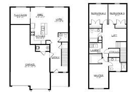 row home floor plans leighton dr row homes paramount builders inc bismarck mandan