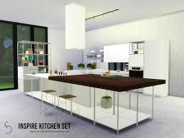 furniture kitchen set 85 best furnitures kitchen sims4 images on furniture