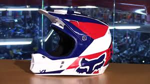 kids fox motocross gear fox racing v1 mako helmet chaparral motorsports