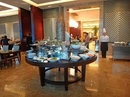 round table salad bar cupkaye lunch buffet cafe eight at crimson hotel alabang