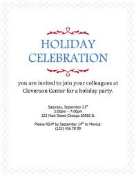 free party invitation templates for word smart tag me